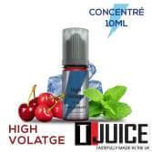 High Voltage 10ML Concentré Spain label