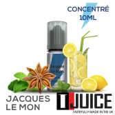 Jacques Le Mon 10ML Concentré Spain label