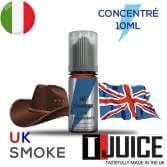 UK Smokes Aroma Concentrato 10ML ITALIA