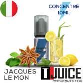 Jacques Le Mon Aroma Concentrato 10ML ITALIA