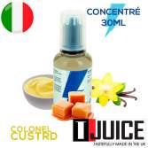 Colonel Custard Aroma Concentrato 30ML ITALIA