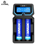 Xtar Chargeur d'accus X2
