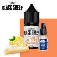 Tarte Au Citron Déglinguée 22ml - Black Sheep