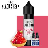 La Fraise Qui Tarte 42ml - Black Sheep