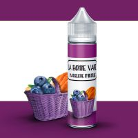 Madeleine Myrtille 50ml - La Bonne Vape