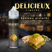 Baklawa Pistache 50ml - Délicieux Liquide