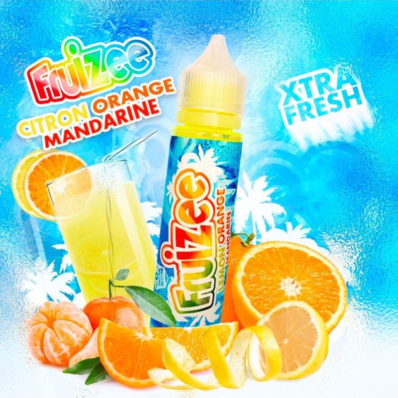ELIQUID Fruizee: Citron Orange Mandarine 50ml
