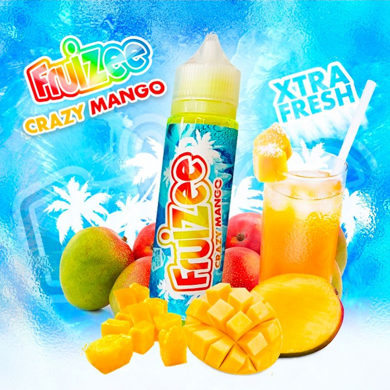 ELIQUID Fruizee: Crazy Mango 50ml