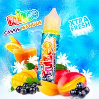 ELIQUID Fruizee: Cassis Mangue 50ml