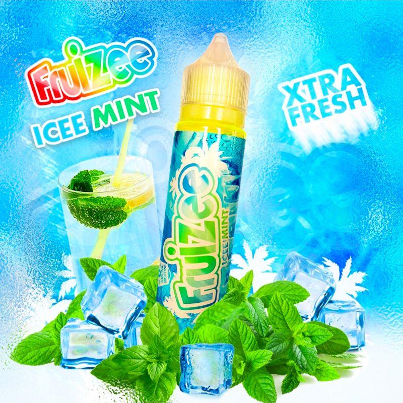 ELIQUID Fruizee: Icee Mint 50ml