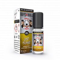 Guys & Bull: Lost Island SALT 10ml - Le French Liquide