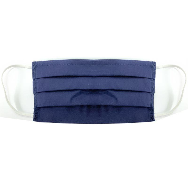 Masque Tissu Lavable Marine