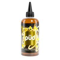Vanilla Custard 200ml avec Pipette - Püd by Joe's Juice