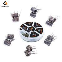 Pack de 6 modèles de coils (20pcs) - GeekVape