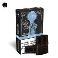 Cartouches Bleu Blizzard Curieux Pod (3 pcs)