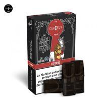 Cartouches Licorne Curieux Pod
