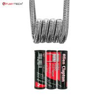 Coils Ni80 Alien Clapton Twisted (2pcs) - Fumytech