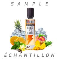 Échantillon Blood Ice Orange 50ml - T-Juice