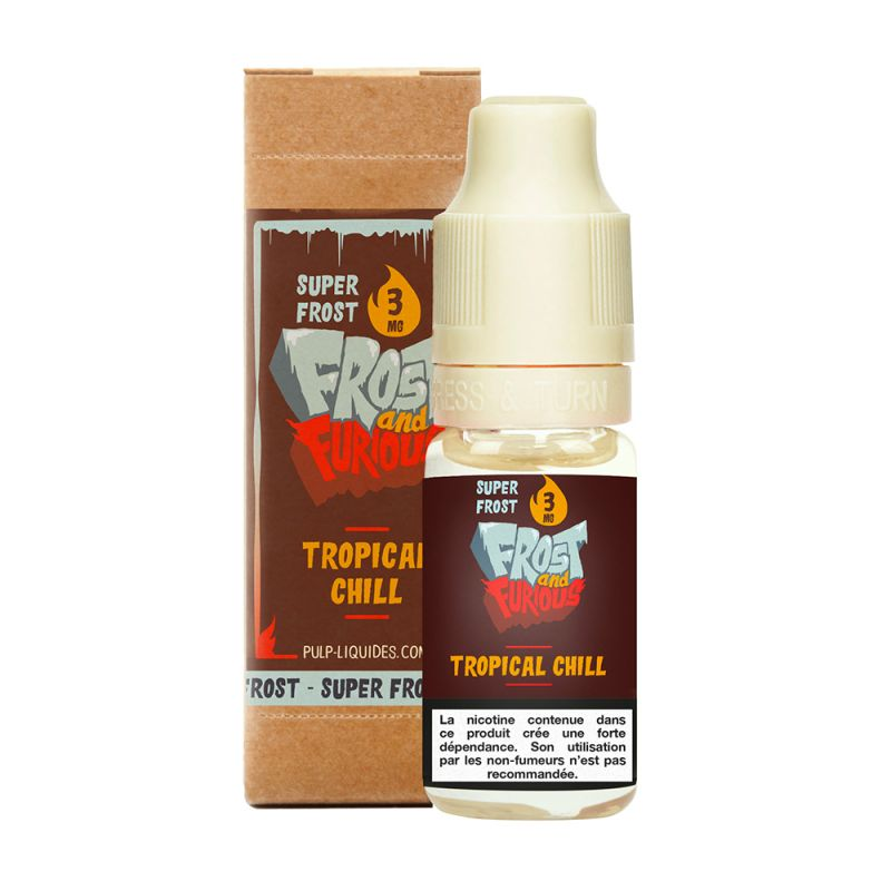 Tropical Chill Super Frost 10ml - Frost & Furious