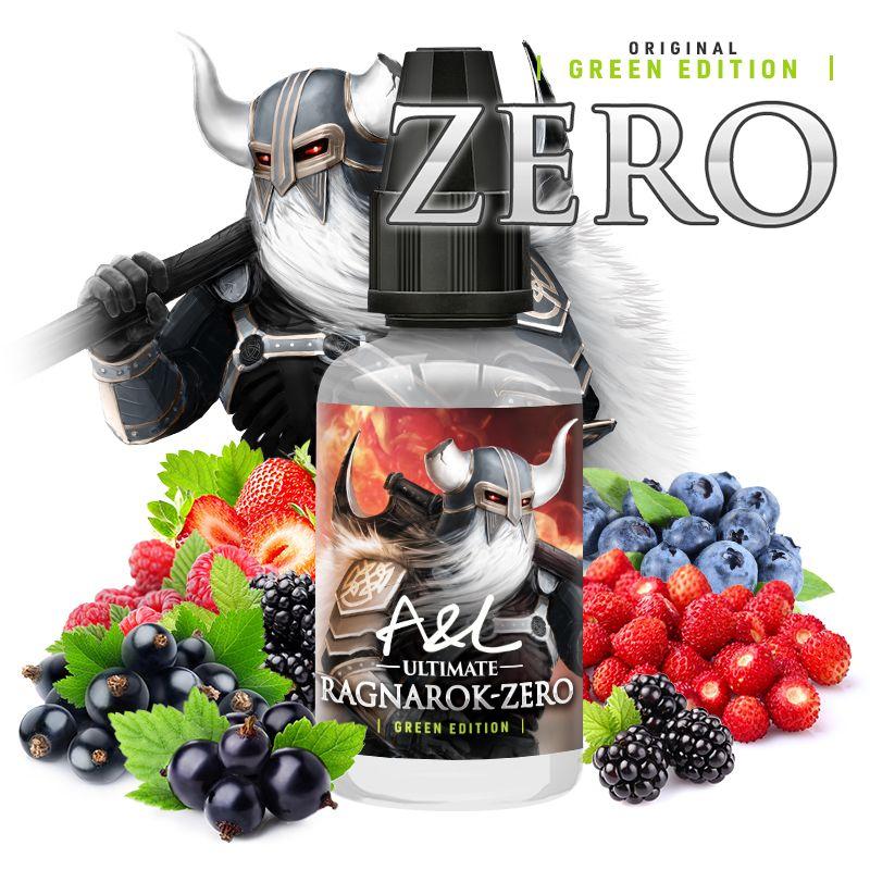 A&L: Concentré Ragnarok Zero Green Edition 30ml