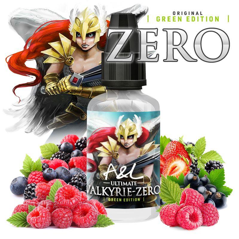A&L: Concentré Valkyrie Zero Green Edition 30ml