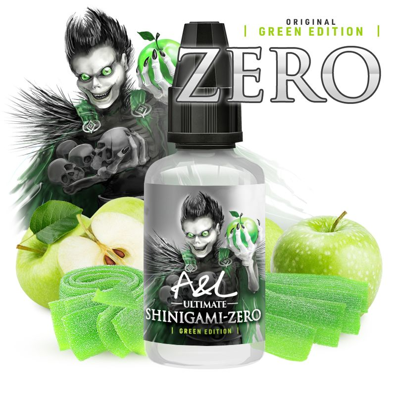 A&L: Concentré Shinigami Zero Green Edition 30ml