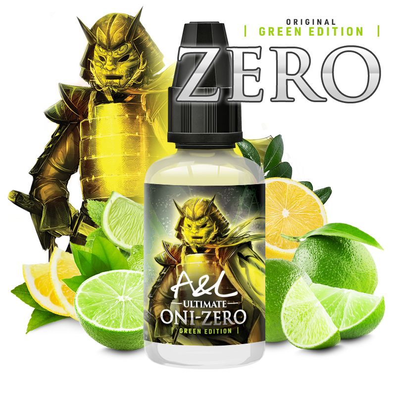 A&L: Concentré Oni Zero Green Edition 30ml