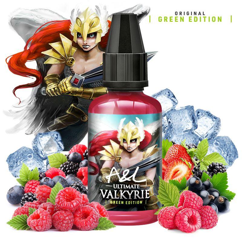 A&L: Concentré Valkyrie Green Edition 30ml