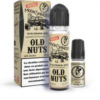 Moon Shiners: Old Nuts 60ml Easy2Shake - Le French Liquide