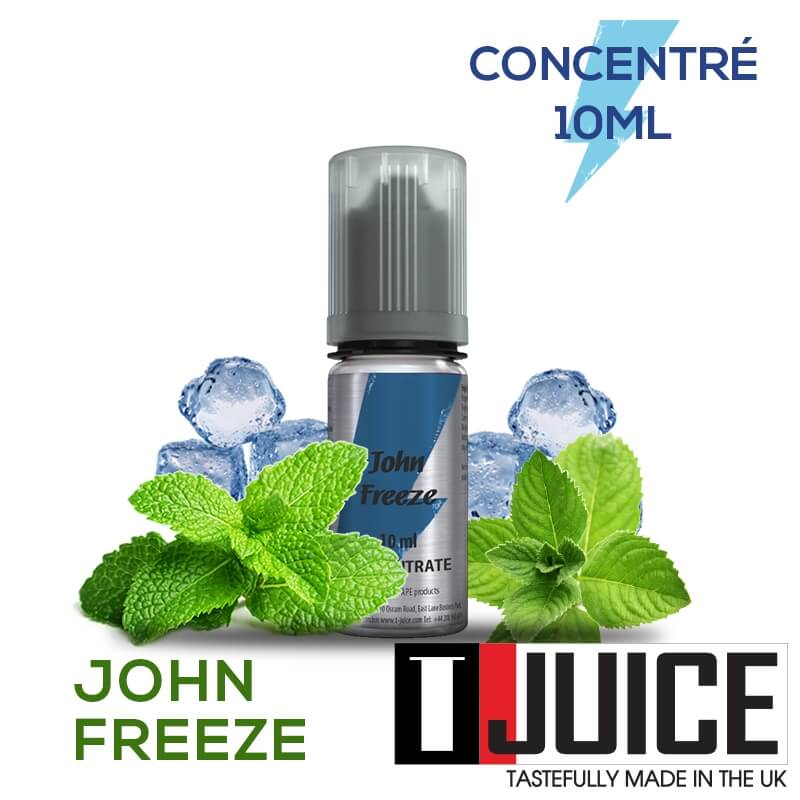 John Freeze 10ML Concentré