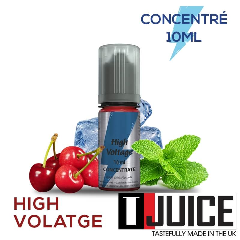 High Voltage 10ML Concentré