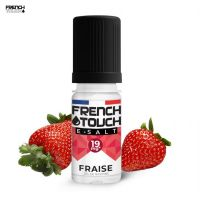 E-SALT FRAISE 10ML - FRENCH TOUCH