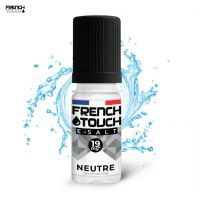 E-SALT NEUTRE 10ML - FRENCH TOUCH