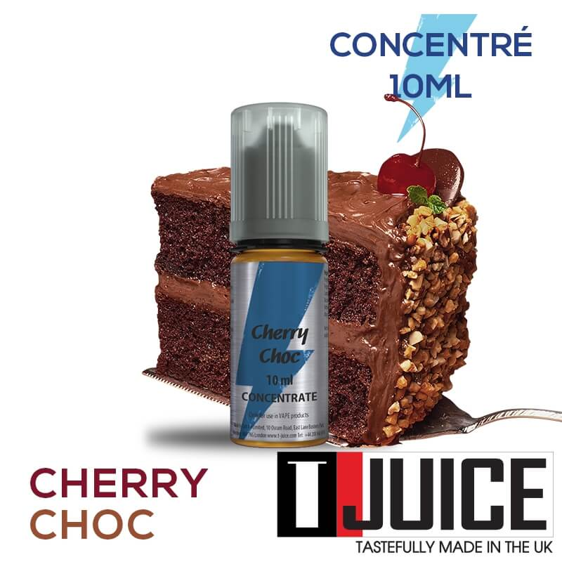 Cherry Choc 10ML Concentré
