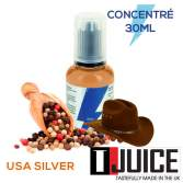 USA Silver 30ML Concentré
