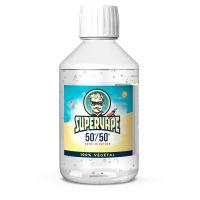 Base 50% PG/50% VG 500ml - Supervape