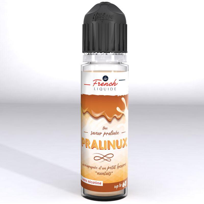 Le French Liquide: Pralinux Pro 50ml - 50/50