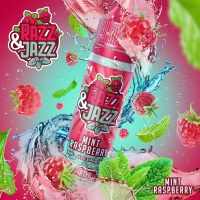 Mint Raspberry 50ml - Razz & Jazz by 12 Monkeys