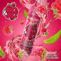 Original Raspberry 50ml - Razz & Jazz by 12 Monkeys