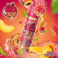 Peach Raspberry 50ml - Razz & Jazz by 12 Monkeys