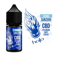Subzero CBD 30ml - Halo
