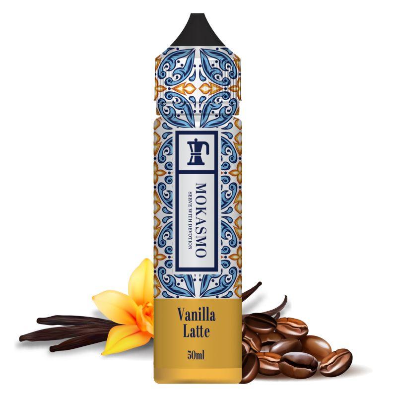 Vanilla Latte 50ml - Mokasmo by Aisu