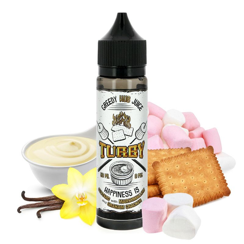 TURBY 50ml - Greedy Hub Juice