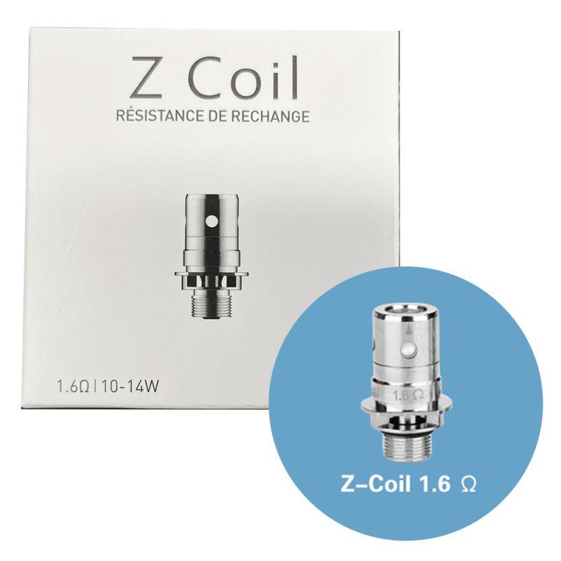 Résistances Z-Coil - Zenith (5pcs) - Innokin