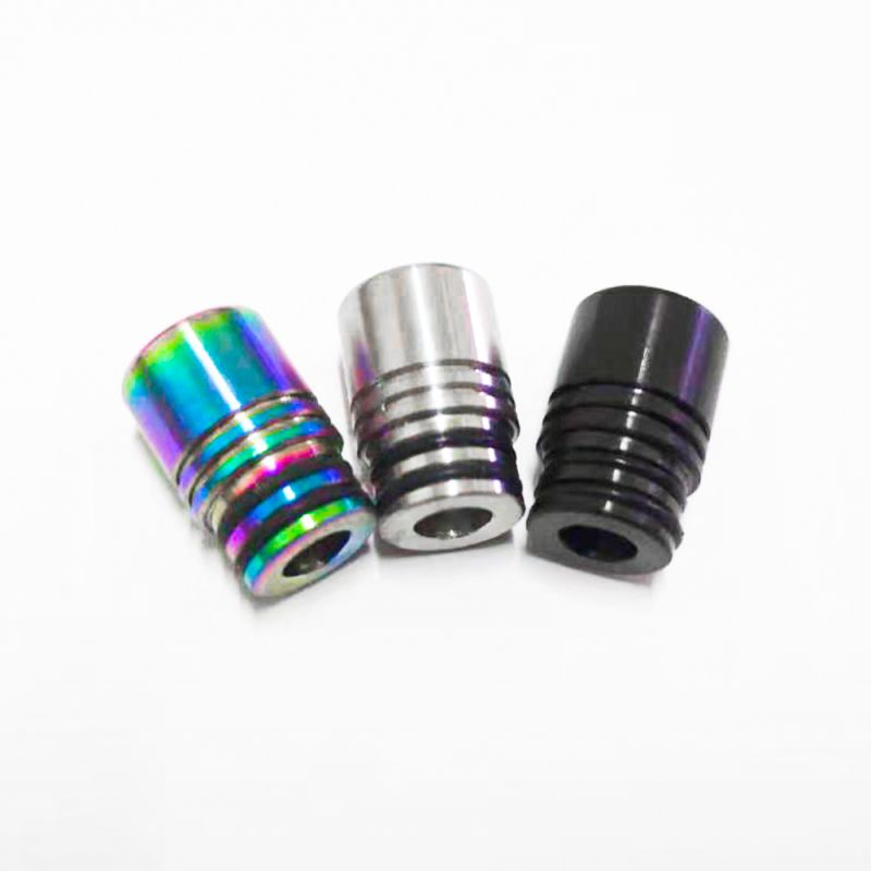 Drip Tip 510 Stainless Steel (10pcs)