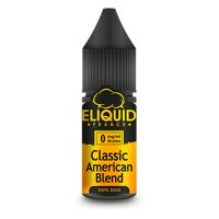 ELIQUID France 10ml: Saveur American Blend