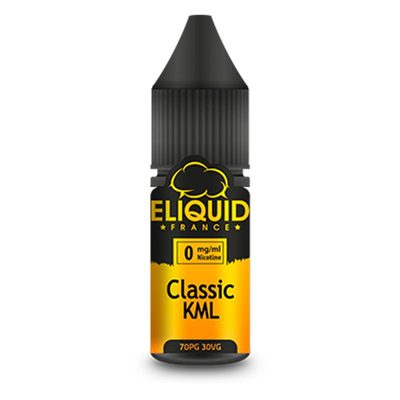 ELIQUID France 10ml: Saveur Classic KML