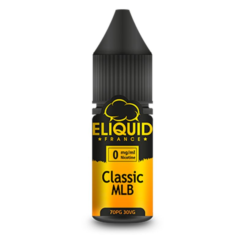 ELIQUID France 10ml: Saveur Classic MLB