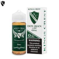 Don Juan Café 100ml - Kings Crest