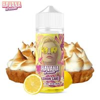 Lemon Cake 100ml - Havana Dream